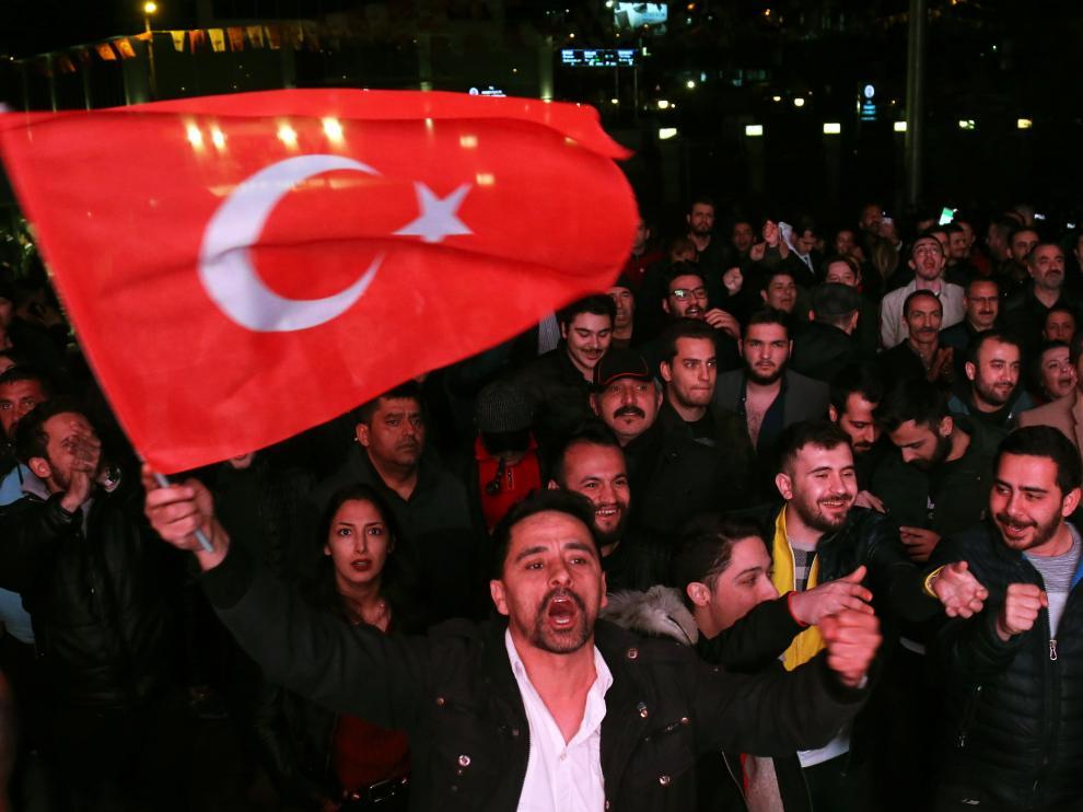 Elecciones en Turquía.