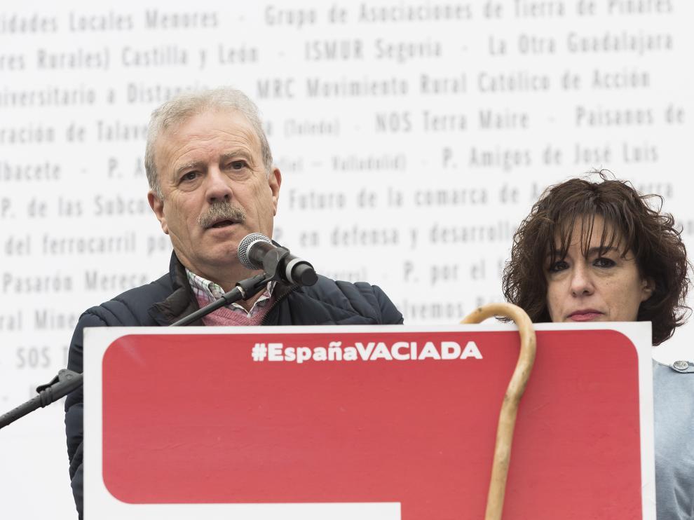 Manifestacion Espana Vaciada 59