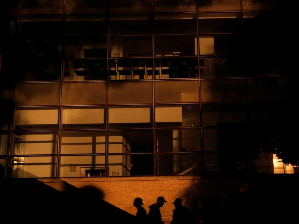 Nuevo corte de luz en Venezuela.