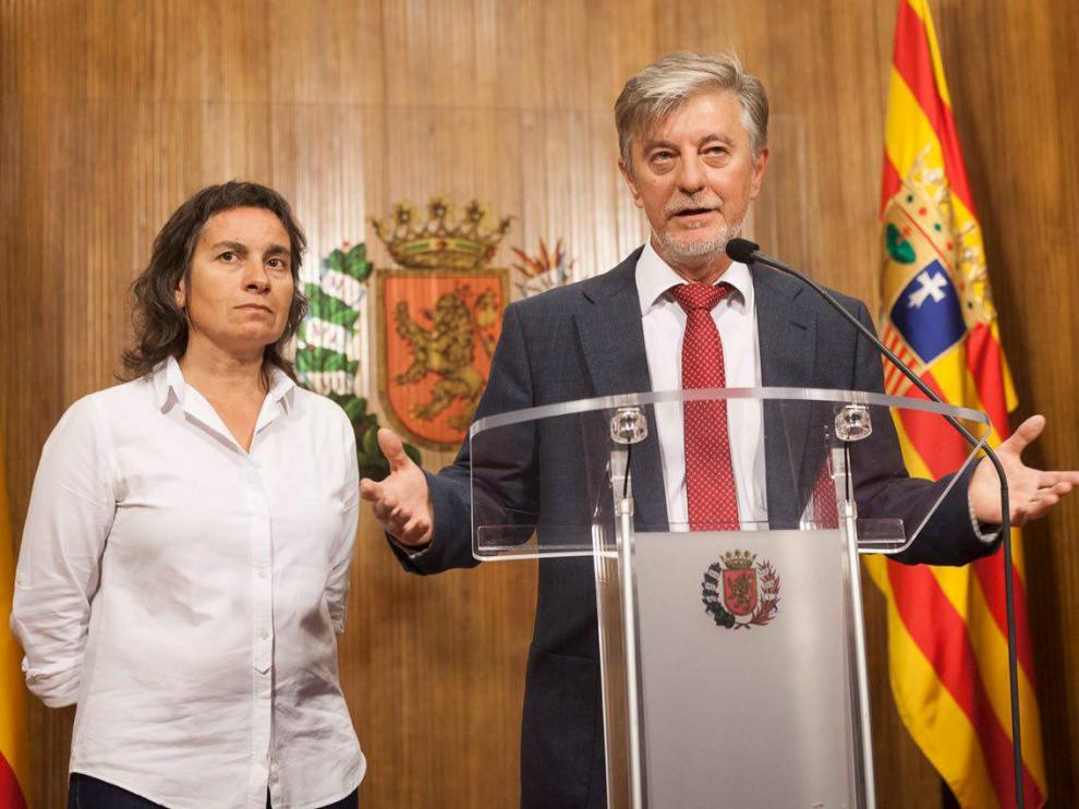 Santisteve, local pro referendum 1-O / 20-09-2017 / foto: Ayto deZaragoza [[[FOTOGRAFOS]]]