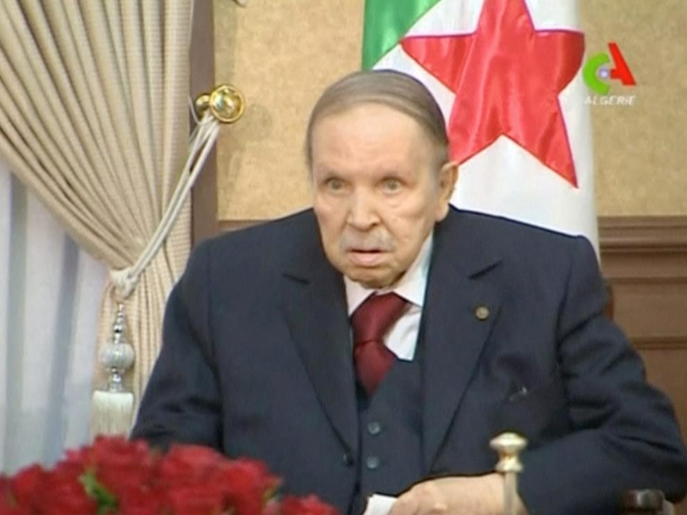 Abdelaziz Bouteflika, en una imagen de archivo