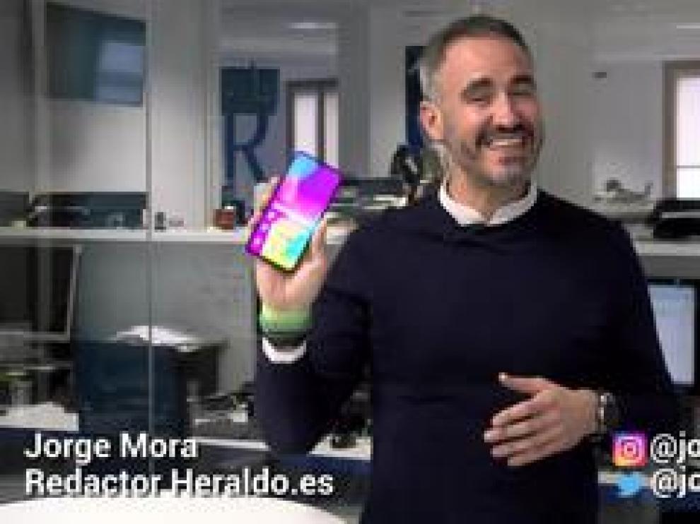 Jorge Mora, experto en Tecnología, analiza este terminal de Samsung con tres cámaras y una gran batería por poco más de 200 euros