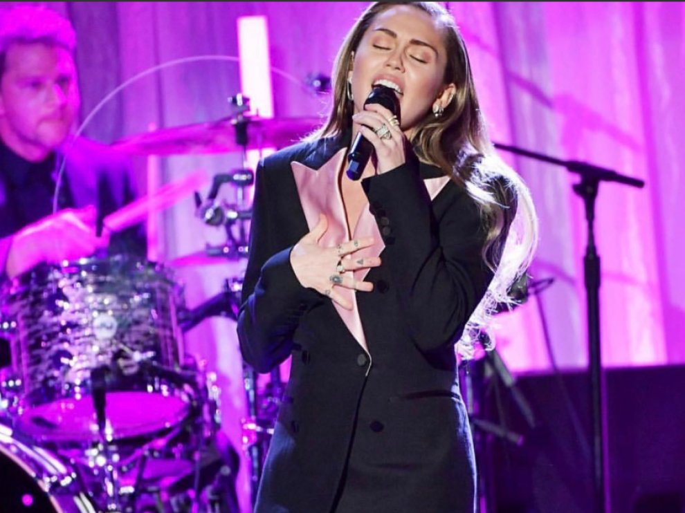 Miley Cyrus actuará en el Festival el viernes 31 de mayo.