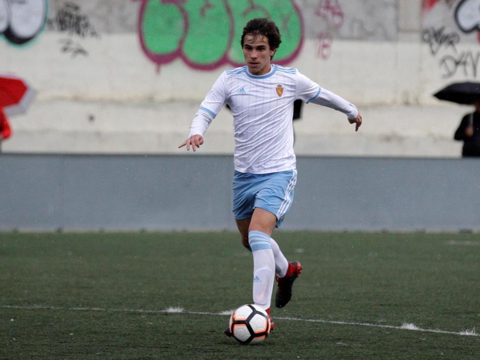 Fútbol. LNJ- San Gregorio vs. Real Zaragoza.