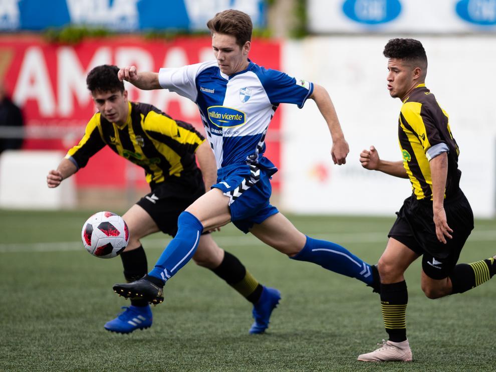 Fútbol. LNJ-Ebro vs. Balsas.