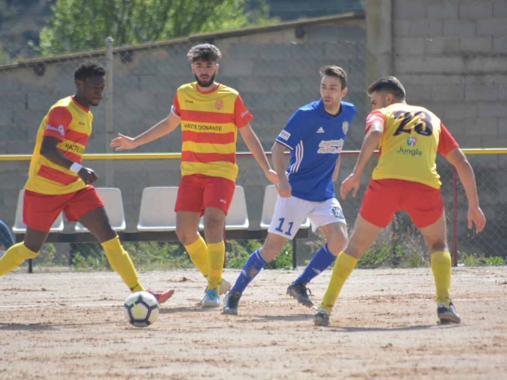 Fútbol. Regional Preferente- Morés vs. Caspe.