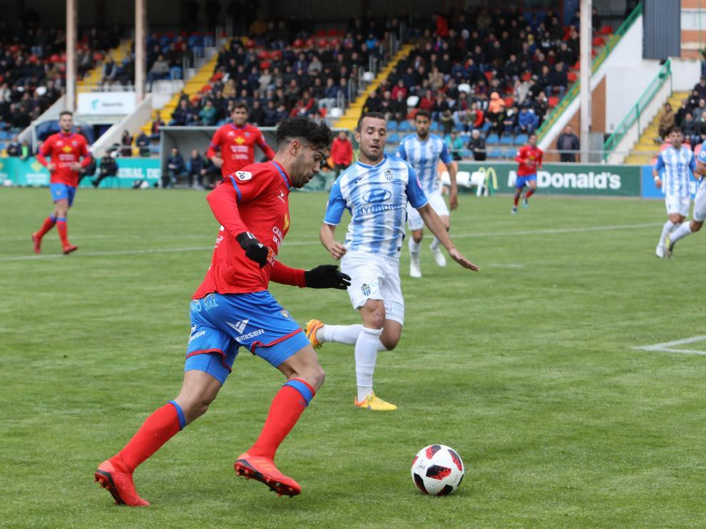 Fútbol. Segunda División B- Teruel vs. Atlético Baleares.