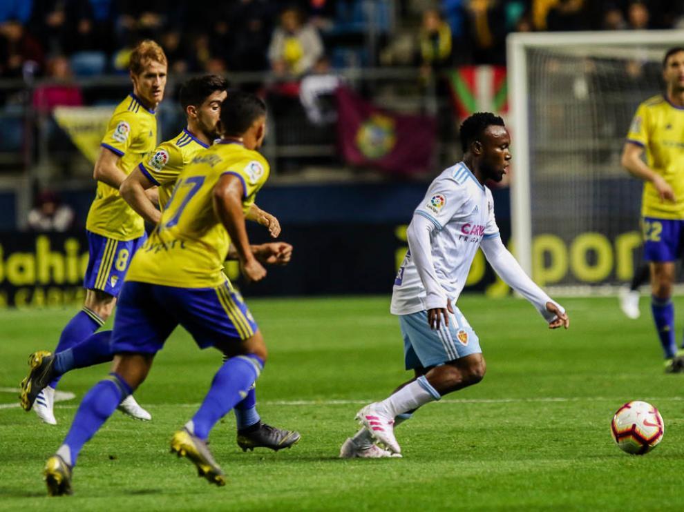 33ª jornada del campeonato nacional de Segunda División
