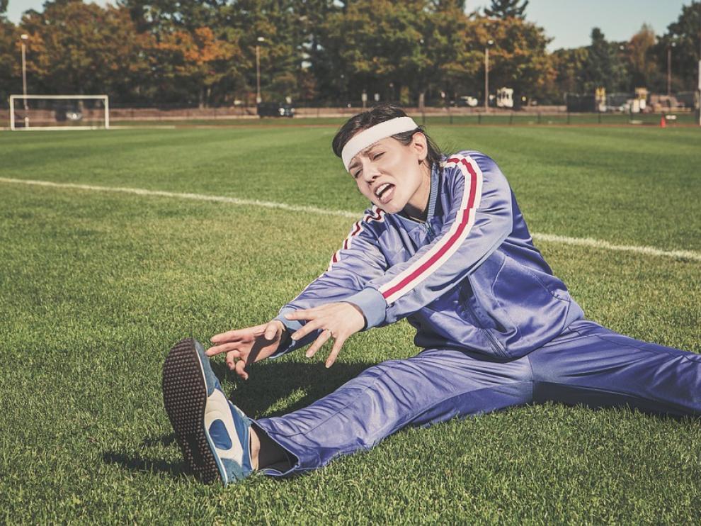 Tampoco es necesario sufrir tanto al hacer deporte.