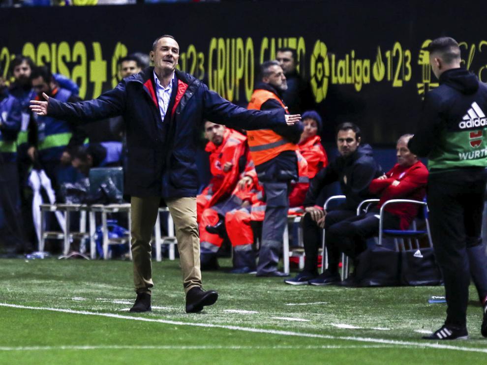 Cadiz - Real Zaragoza / 08-04-2019 / Foto Alvaro Rivero [[[FOTOGRAFOS]]]