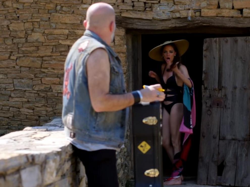 Amazon estrenará la serie 'El Pueblo', rodada en Tierras Altas de Soria.