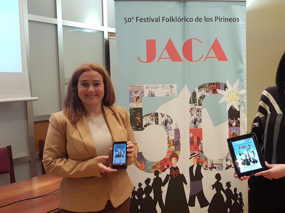 El Festival Folkórico de los Pirineos lanza una app