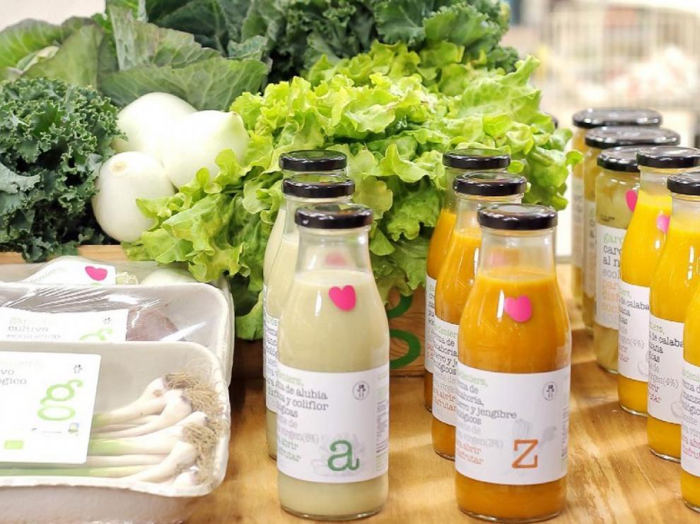 Productos de Gardeniers Atades presentados en el Salón Gourmet de Madrid