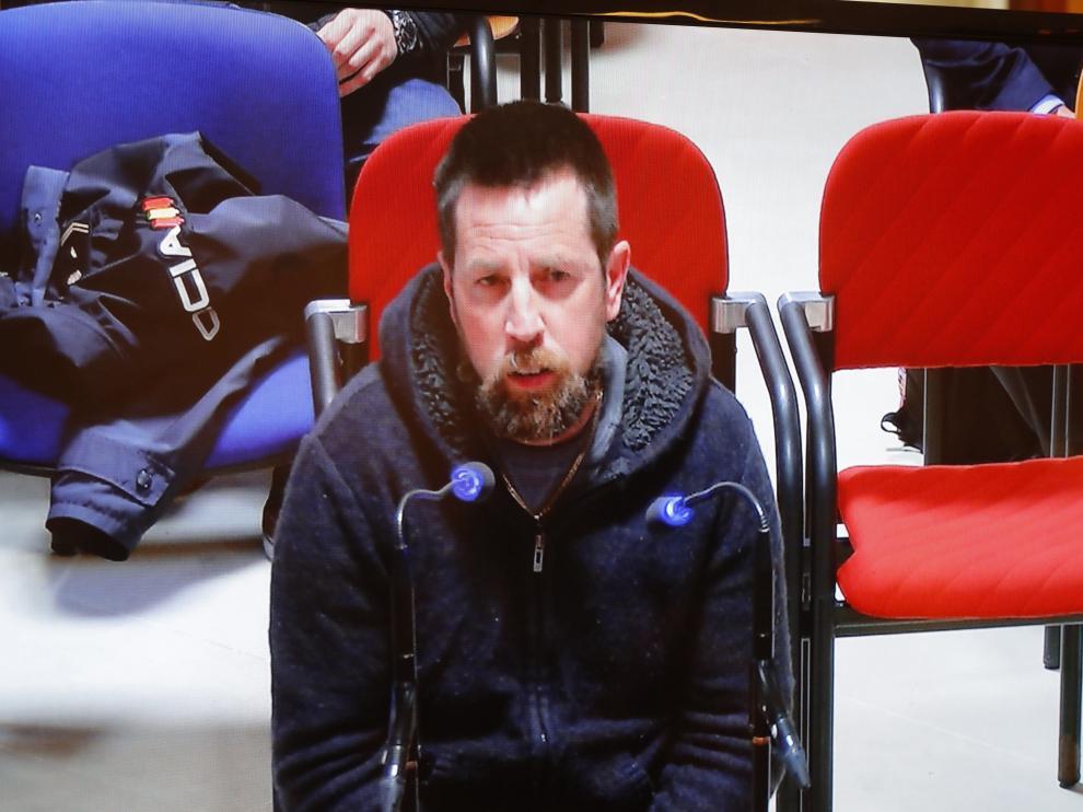 José Enrique Abuín Gey, alias El Chicle y asesino de Diana Quer, en el banquillo por un intento de rapto en Boiro