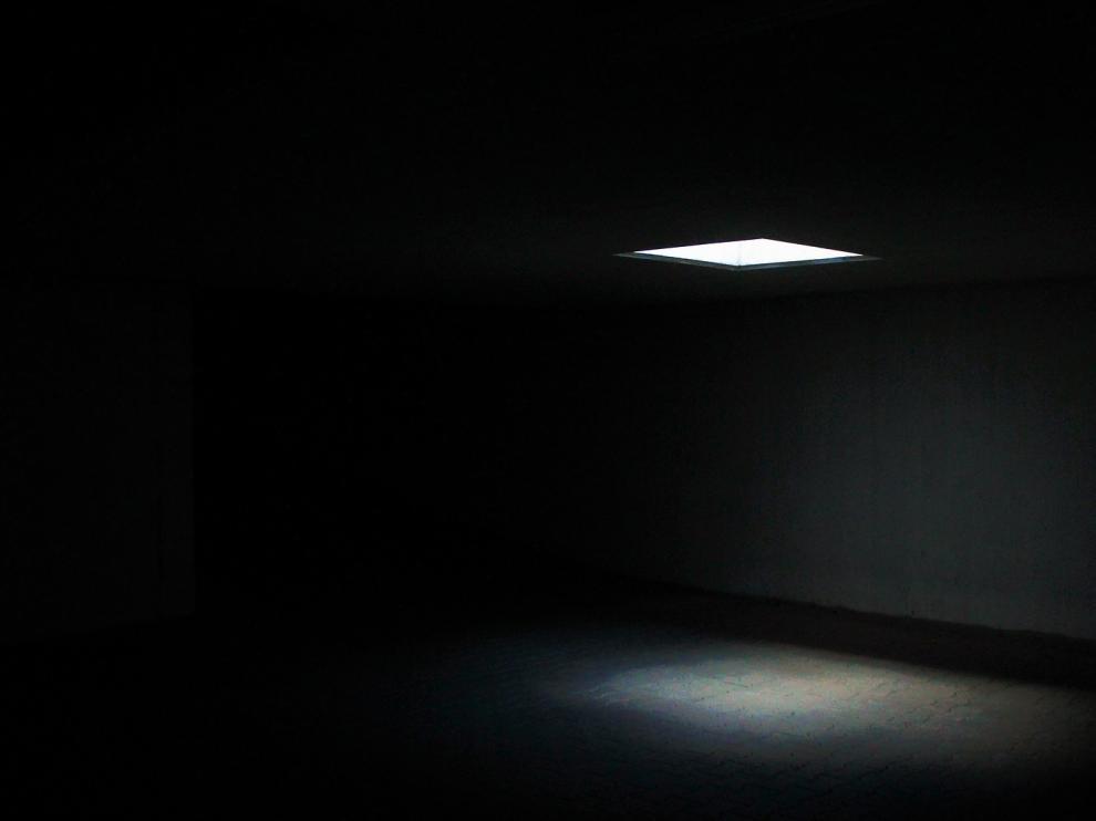 Oscuridad sin ti