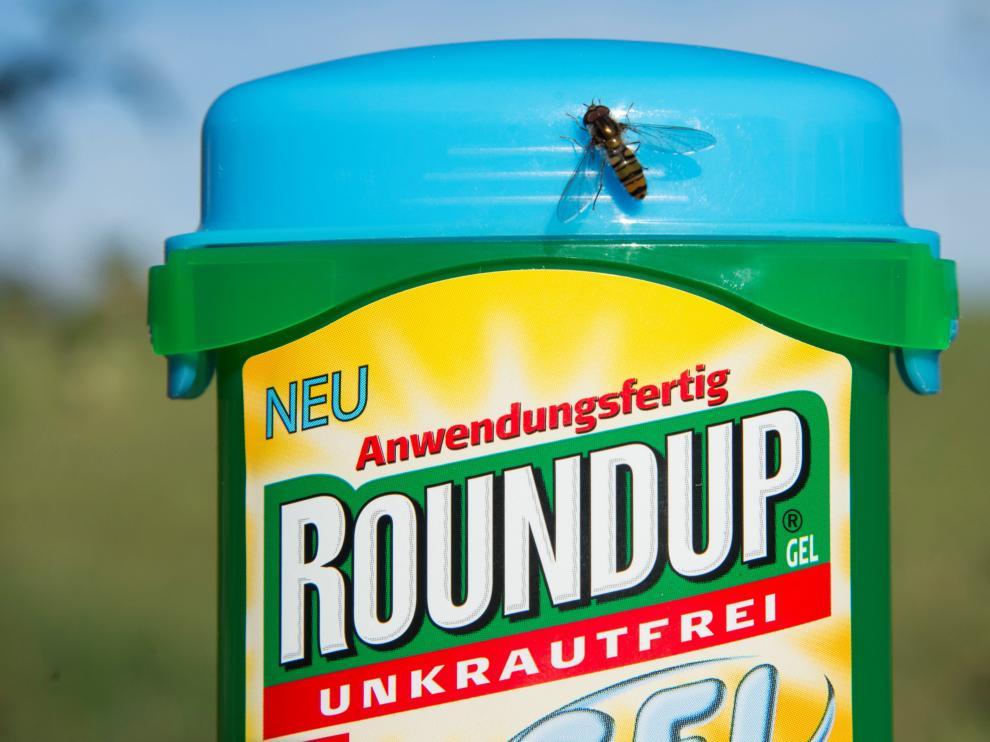 El herbicida Roundup contiene glifosato