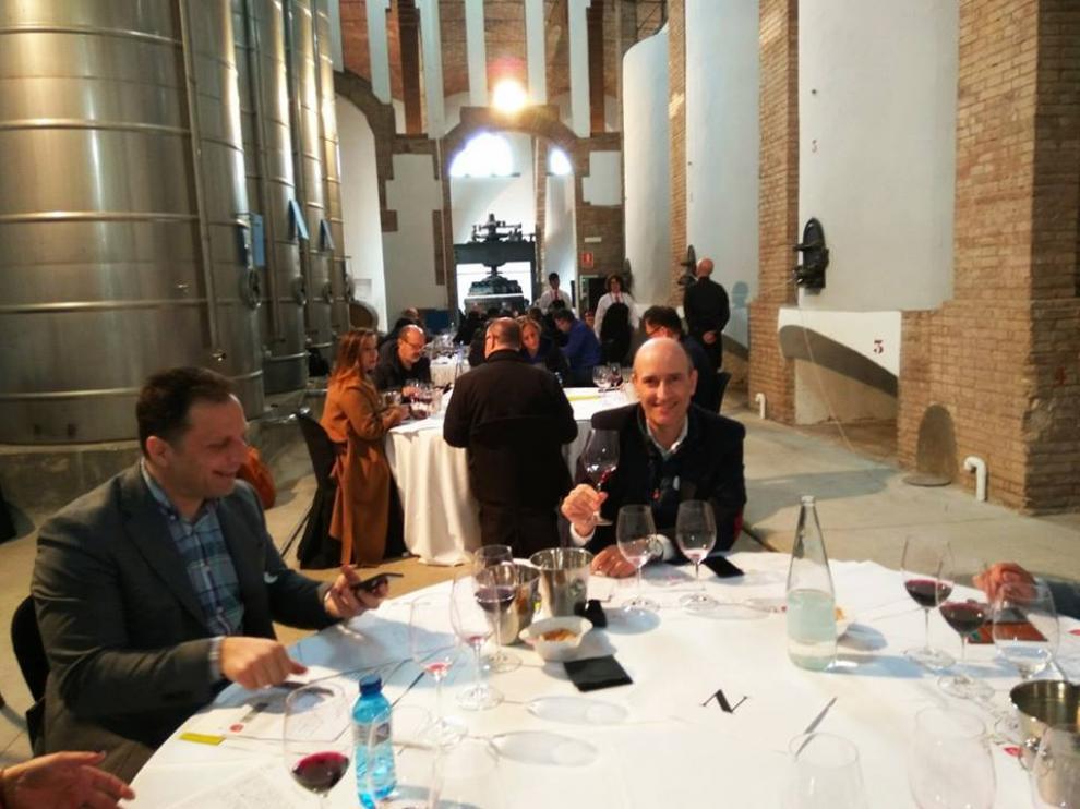 Cata de la edición del Concurso que tuvo lugar el año pasado en Gandesa (Tarragona).