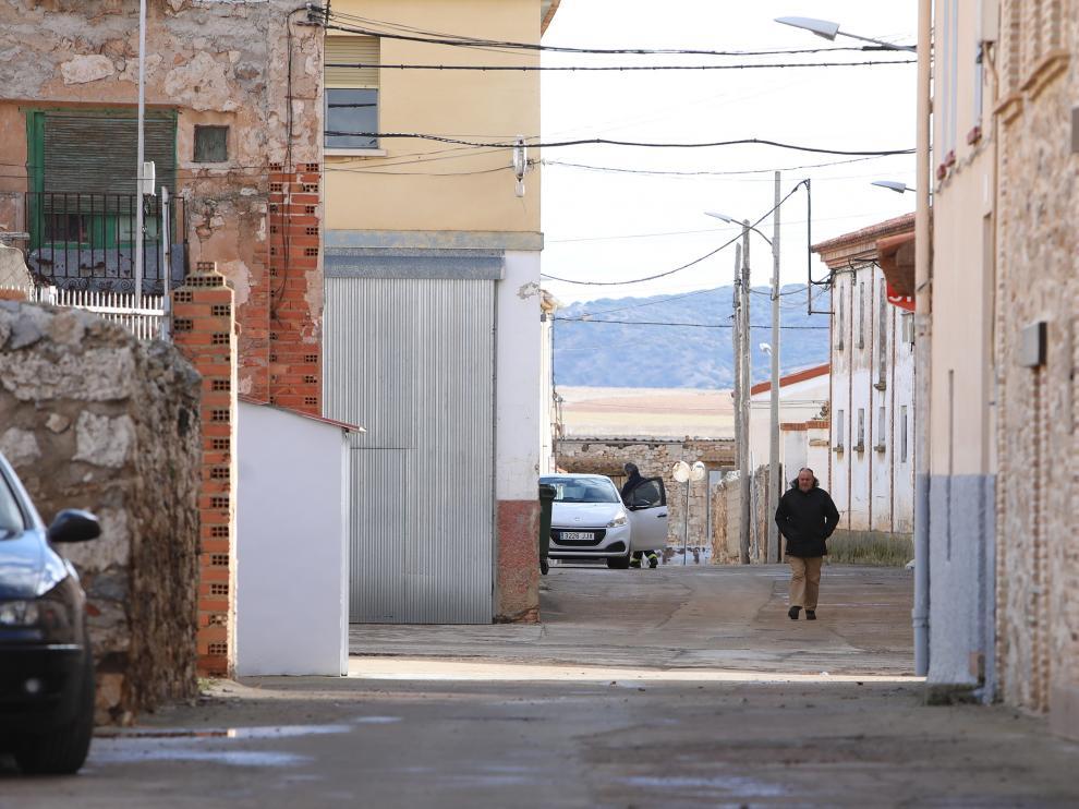 Perales de la Alfambra (Teruel), uno de los municipios que perderá concejales por la despoblación