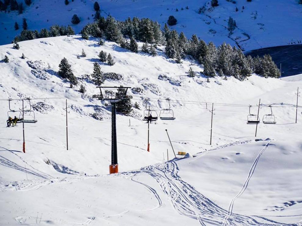 La estación de Cerler pasará de 77 kilómetros a 105 o 110.