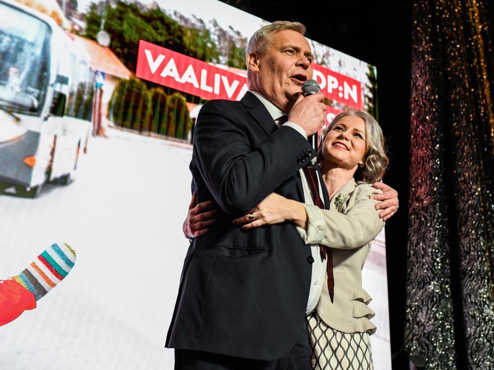 Los socialdemócratas finlandeses buscan socios para un Gobierno de coalición sin rechazar ni la ultradereca Verdaderos Finlandeses