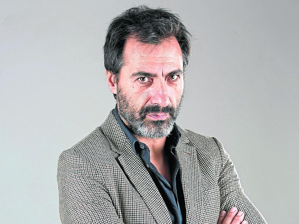 Juan del Val, escritor y guionista de televisión.