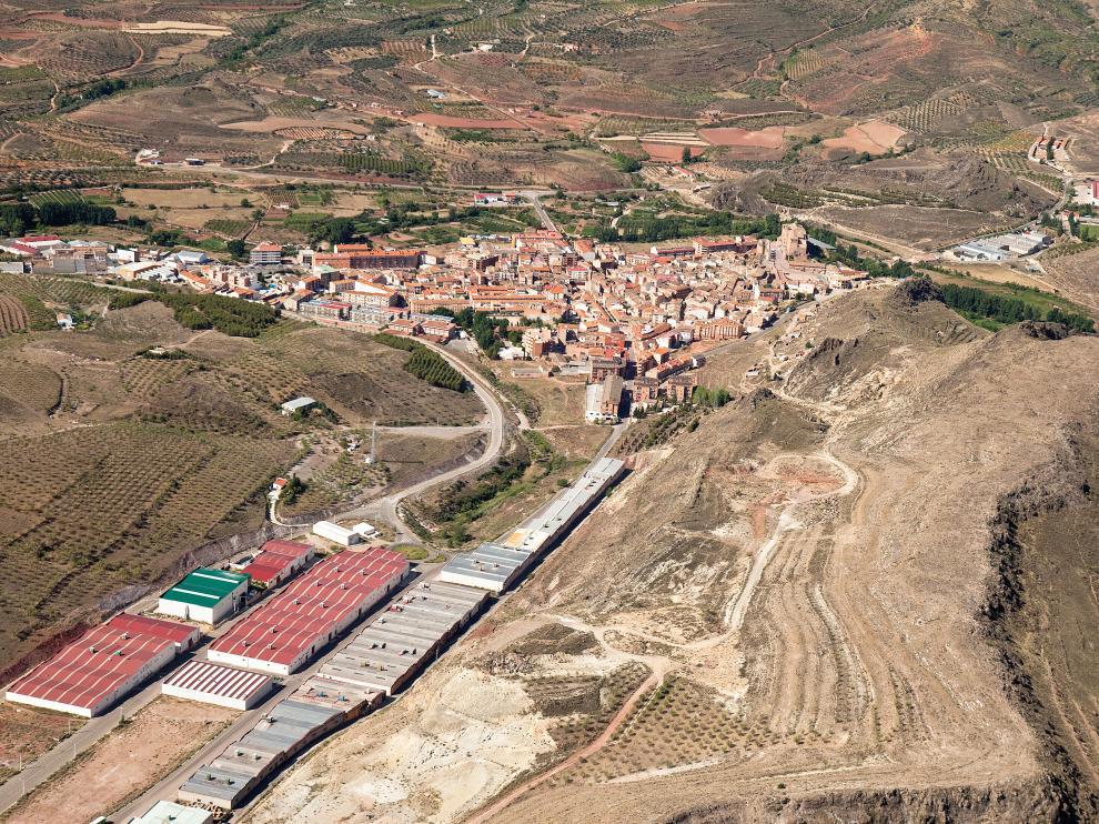 Vista panorámica del municipio.