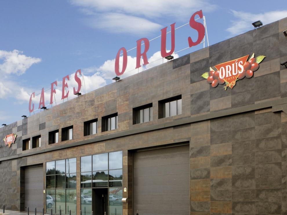 La sede de Cafés Orús se ubica en el polígono El Portazgo.