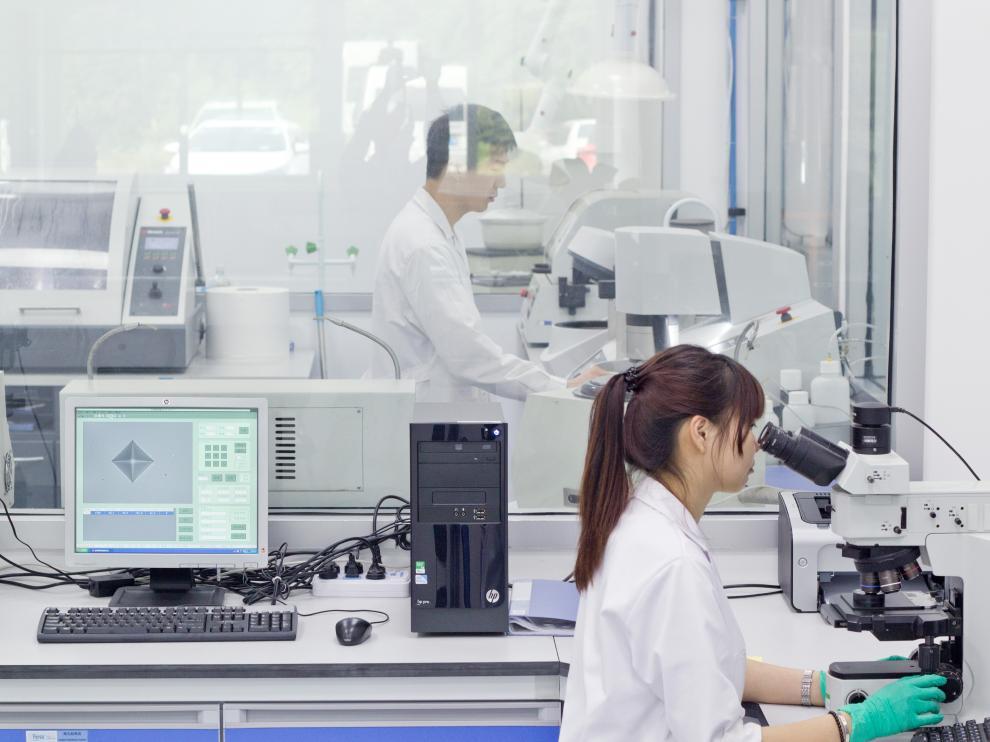 La sede de Fersa en Jiaxing, una de las que la compañía tiene fuera de España.