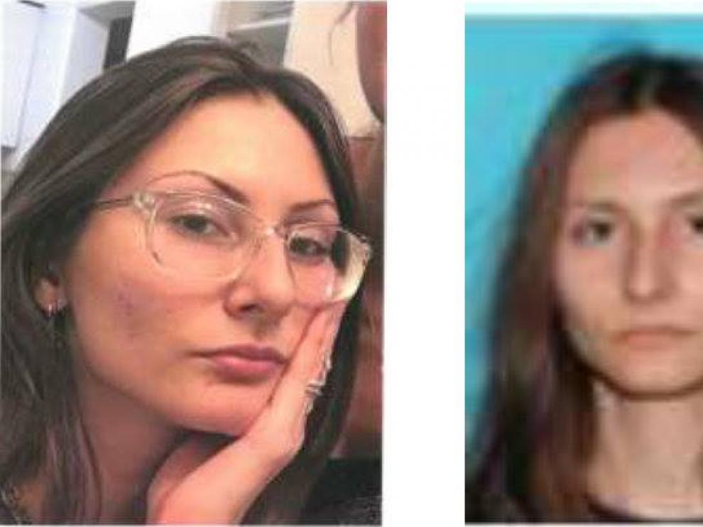 Imagen de la joven publicada en Facebook por la Oficina del sheriff del condado de Jefferson,