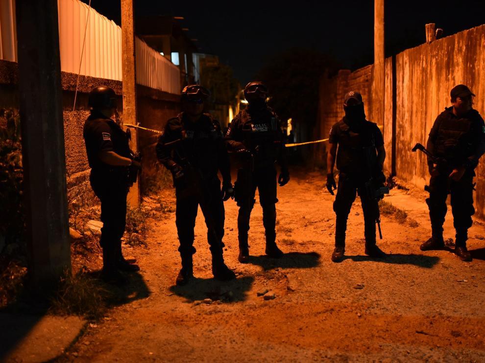 México violencia