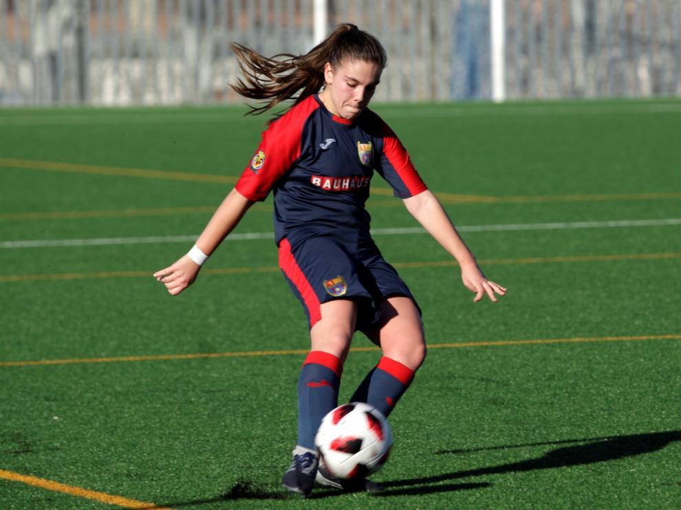 Oliver-Athletic   Segunda División Femenina