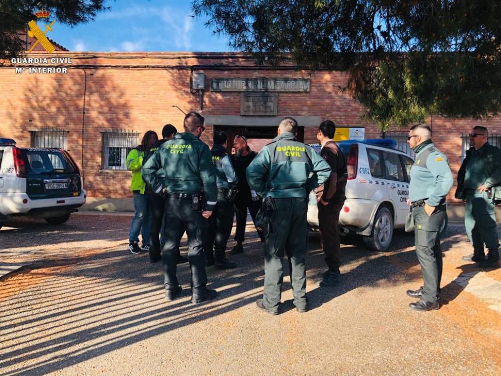 La Guardia Civil localizó al desaparecido, de origen holandés, en perfecto estado.