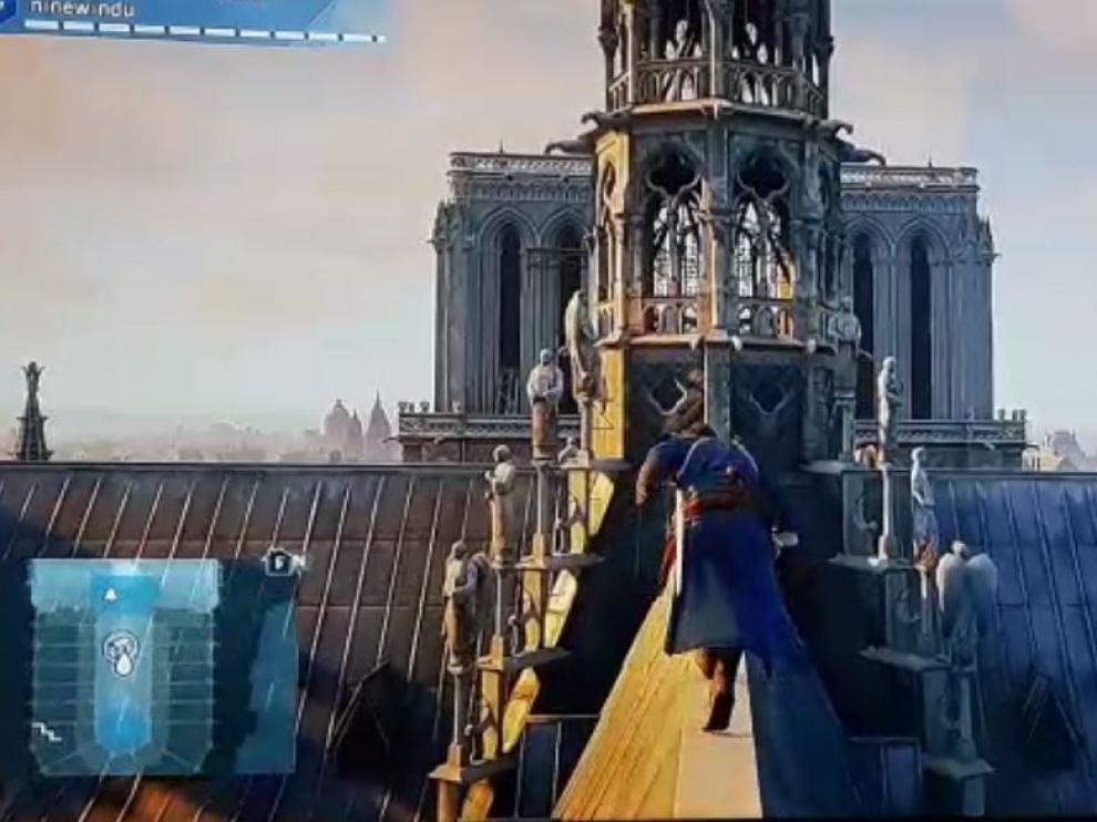 Esto es lo que puedes hacer en el 'Assassin's Creed Unity'.