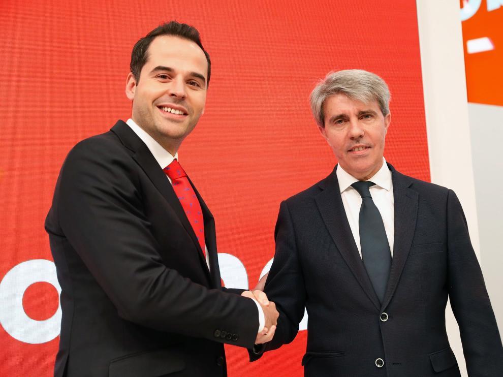 Ángel Garrido se suma a Ciudadanos.