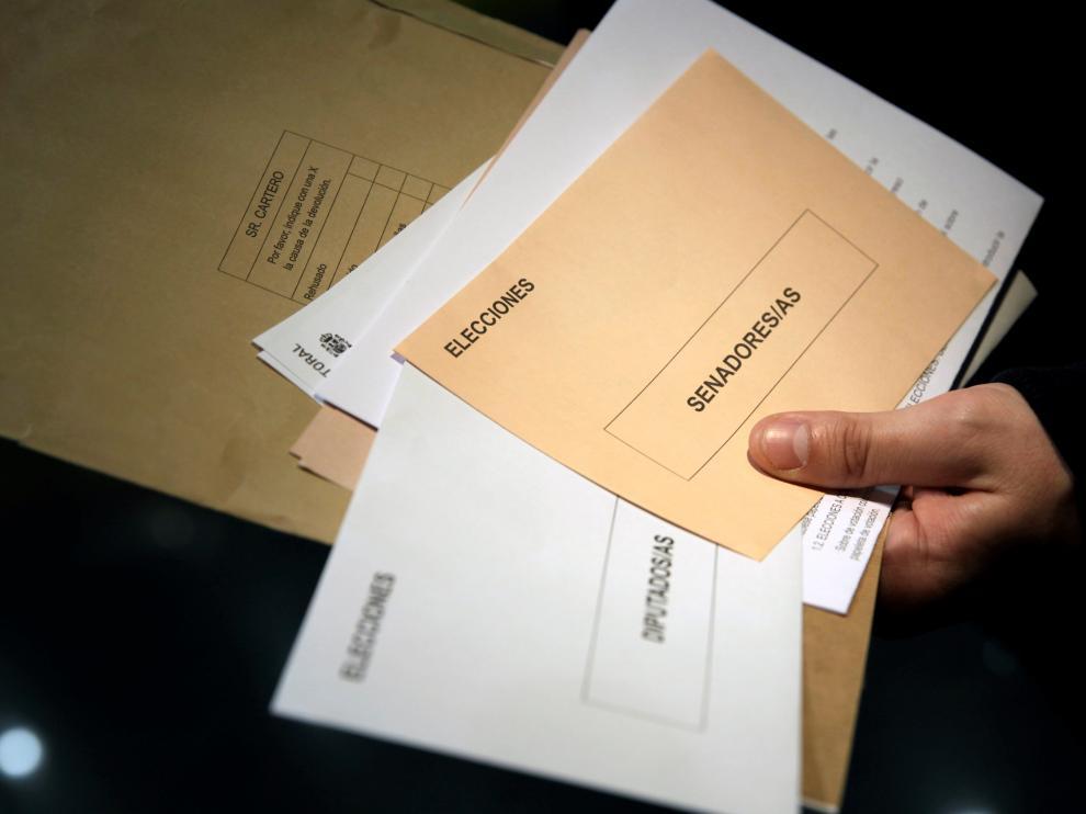 El plazo para votar por correo se amplía hasta el viernes, 26 de abril
