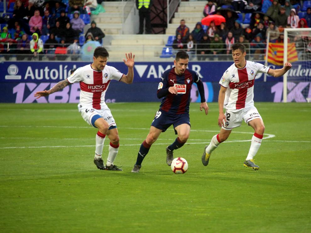 Futbol Huesca Eibar.. - 23 - 4 - 19....PABLO SEGURA PARDINA - [[[FOTOGRAFOS]]]