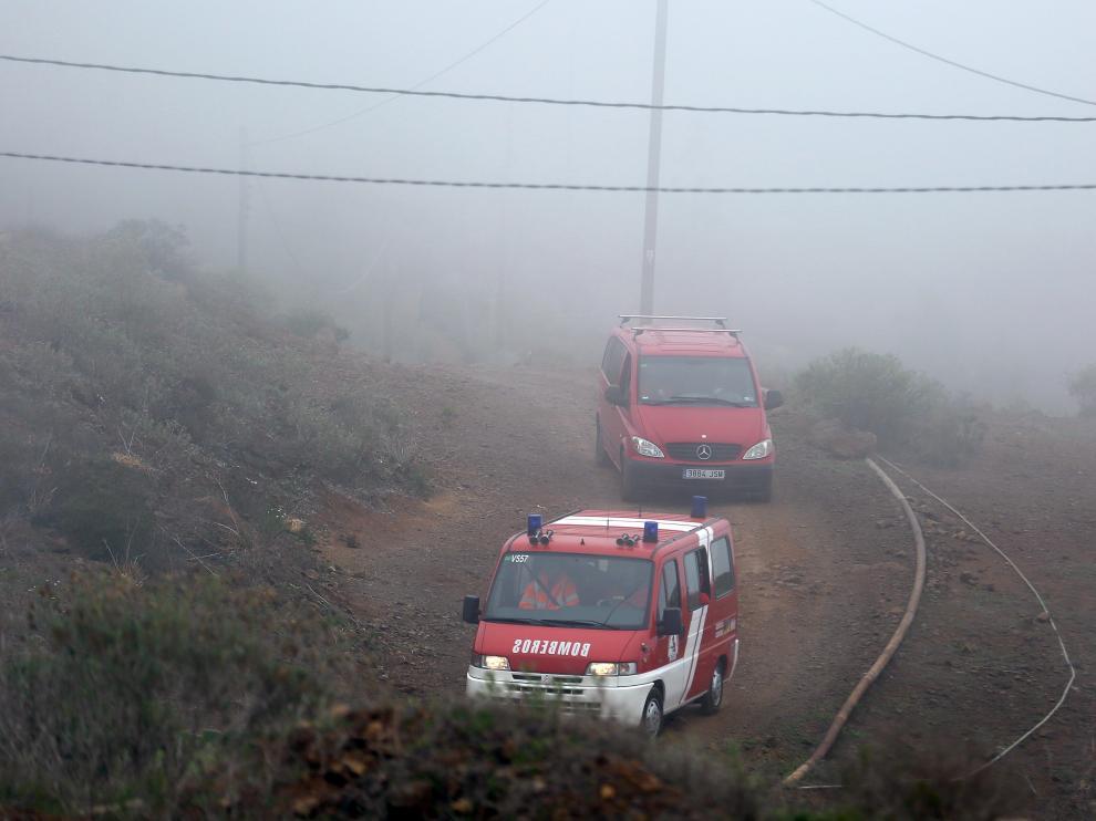 Hallan los cadáveres de la mujer y el niño desaparecidos en Tenerife.