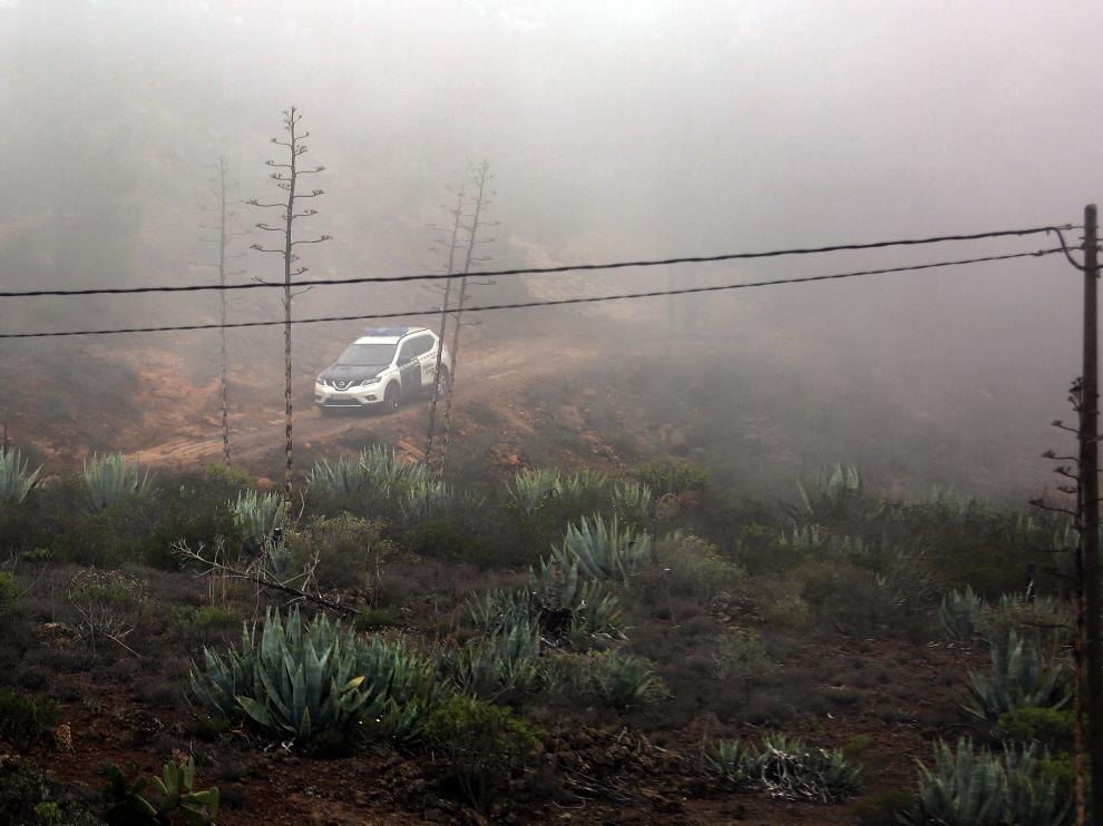 La Guardia Civil ha hallado los cuerpos sin vida de la madre y el hijo desaparecidos en Adeje.