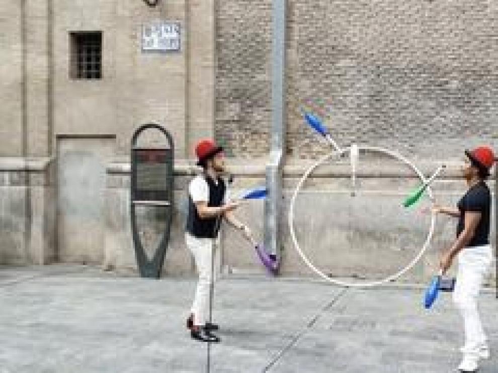 La tercera edición del Festival Zirco comienza este mismo sábado con espectáculos y actividades por toda la capital aragonesa