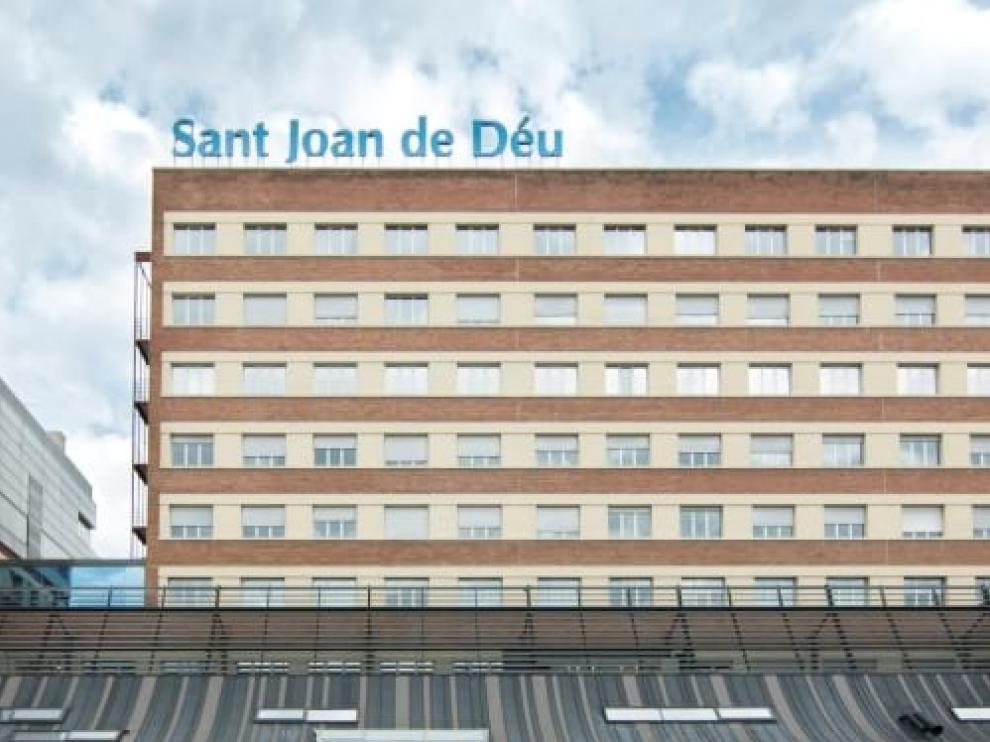 El tratamiento se ha realizado en el hospital Sant Joan de Deu, en Barcelona.