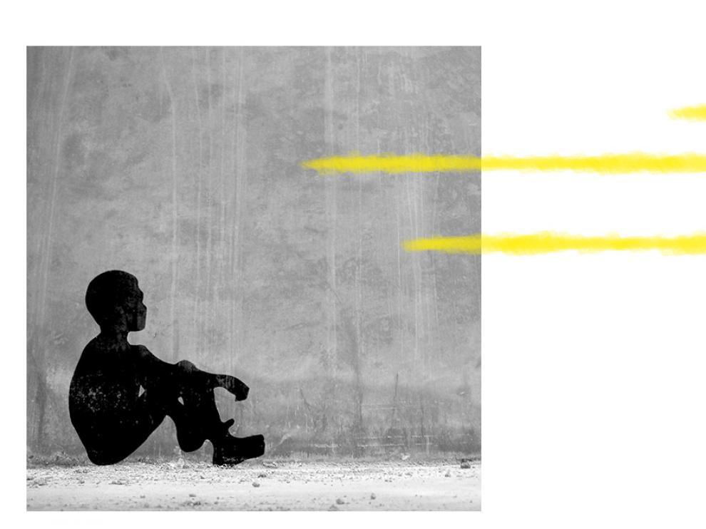Muchos niños y niñas están en España en situación de vulnerabilidad.