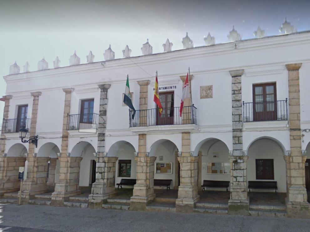 Ayuntamiento de Fuente del Maestre.