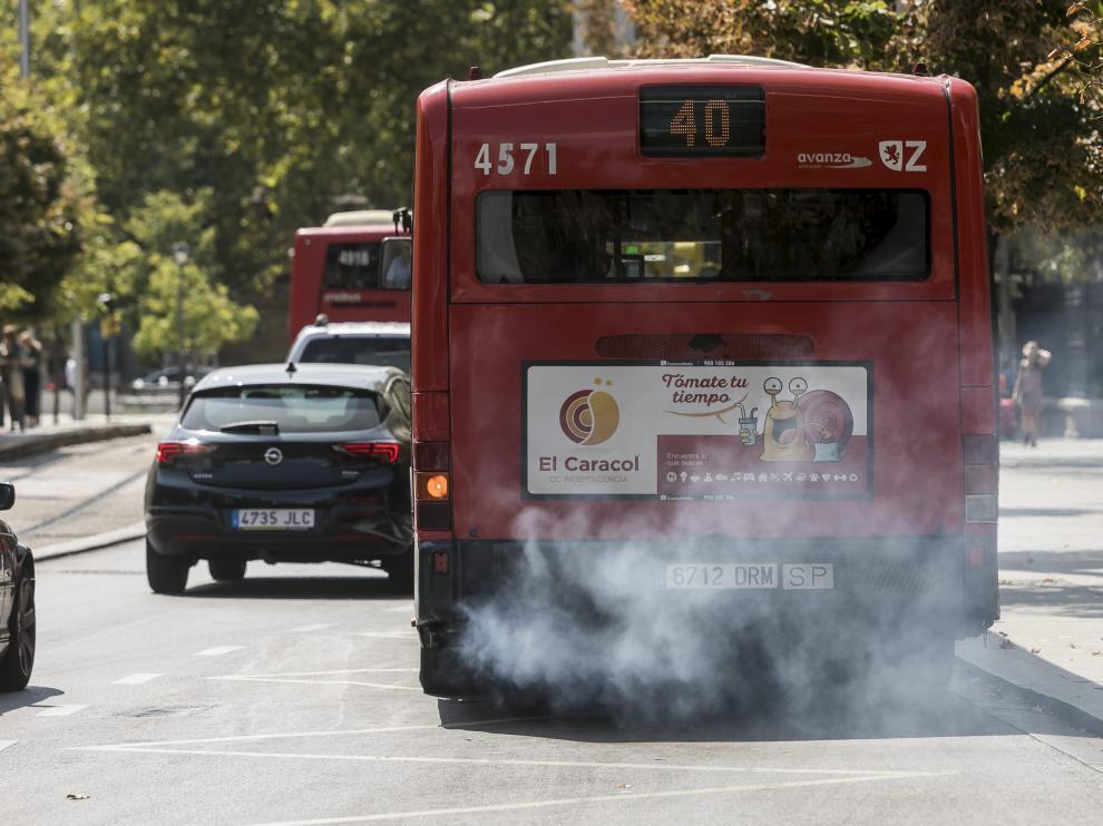 El protocolo prevé restringir el tráfico en los episodios más extremos