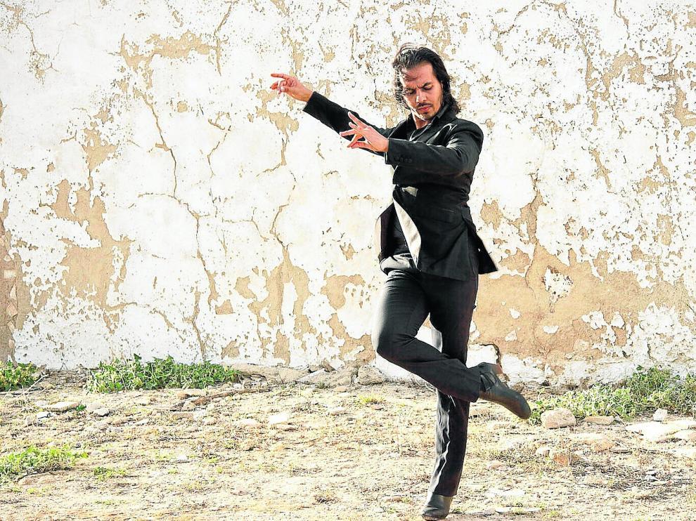Farruquito lleva al extremo polisémico la pose flamenca._Esta noche actúa en el Teatro Principal.