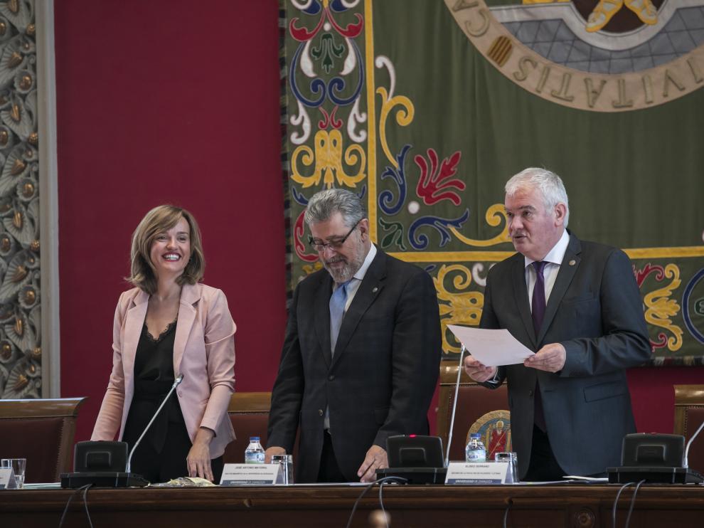 Celebración del patrón de la Facultad de Filosofía y Letras.