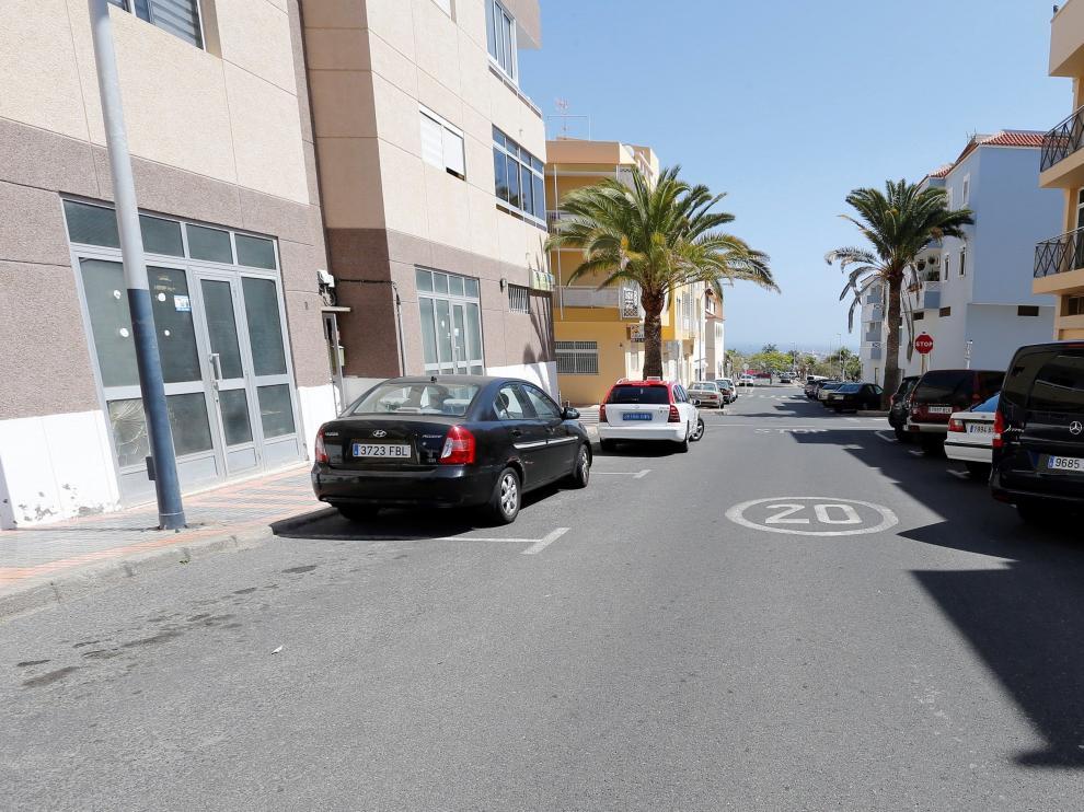 Detenida la expareja de la mujer apuñalada en  Gran Canaria