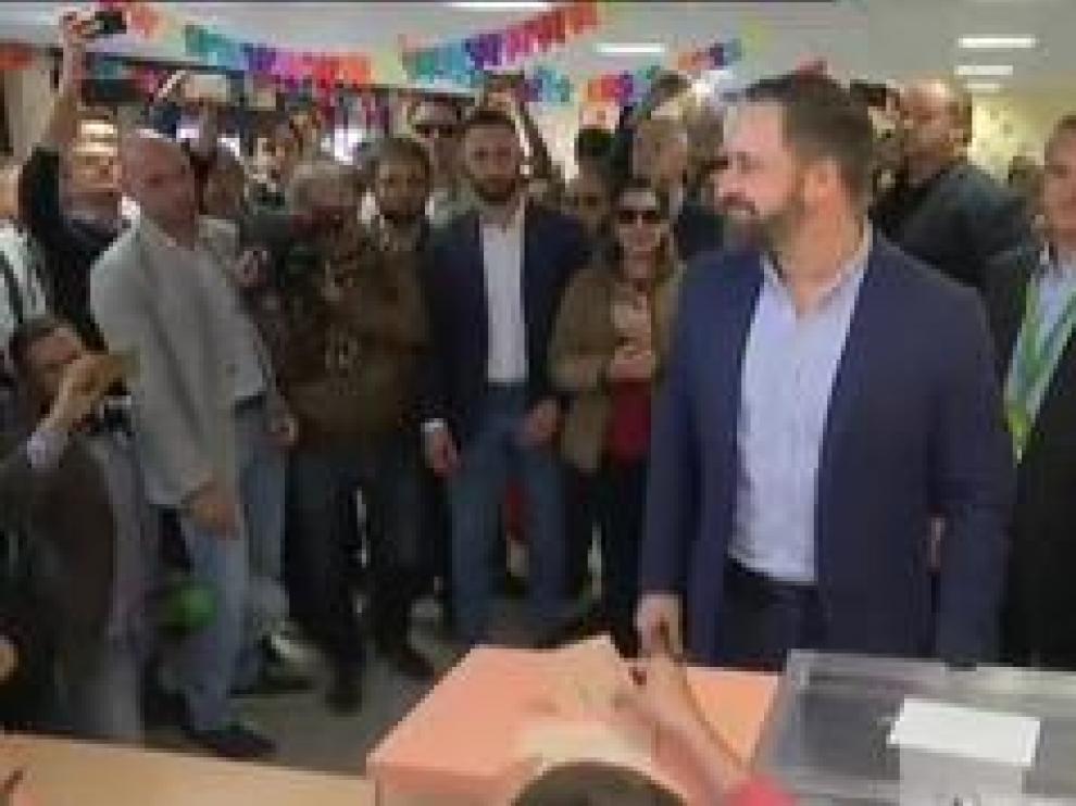 Espera que todas las fuerzas políticas respeten el resultado de las urnas