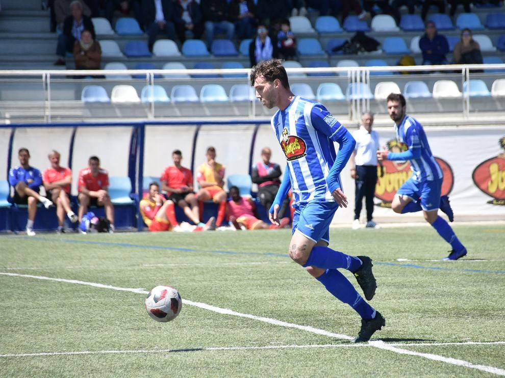 Fútbol. Segunda B- SD Ejea vs. Alcoyano.