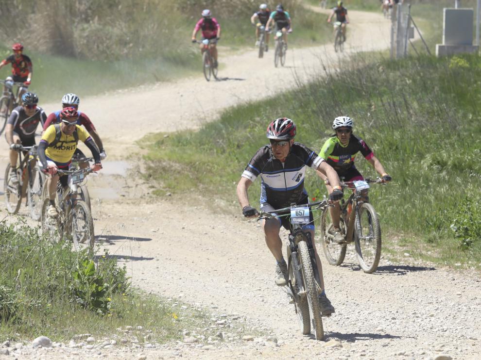 Orbea Monegros BTT, Prueba ciclista / 27-4-19 / Foto Rafael Gobantes [[[DDA FOTOGRAFOS]]]
