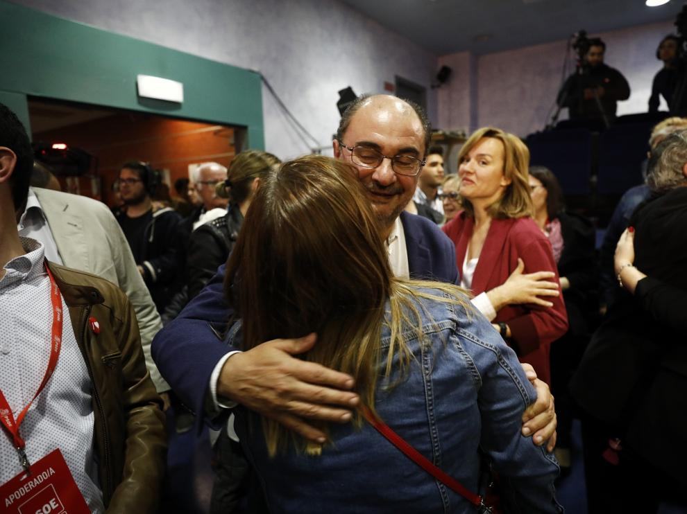 Resultados Elecciones Generales 2019 en Aragón
